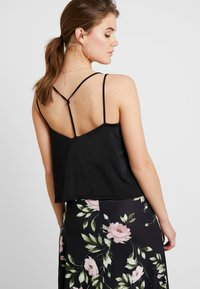 Nly by Nelly - STRAPPY BACK - Top - black - 2