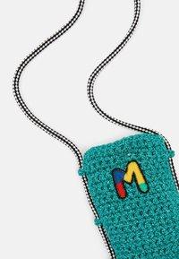 M Missoni - PORTACELLULARE - Across body bag - green - 4