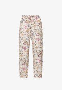 OYSHO - Pyjama bottoms - white - 6