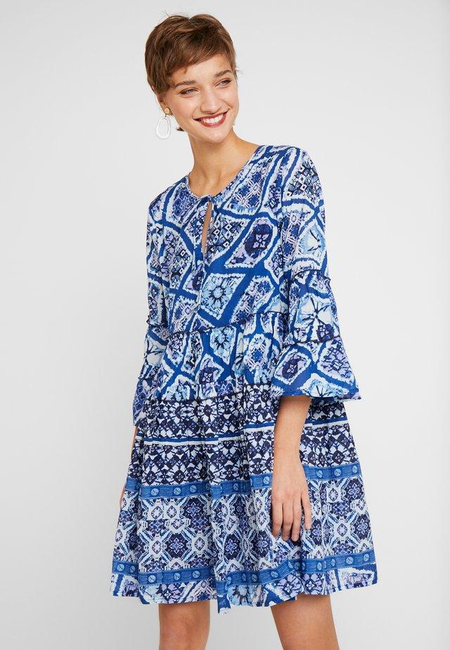 CABIOU ROBE - Denní šaty - blue
