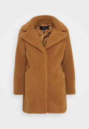 VMDONNA TEDDY - Zimní bunda - tobacco brown