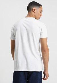 Edwin - FUJI SAN  - T-shirt imprimé - white - 2