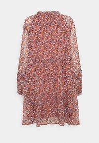 Nümph - NUCAIT DRESS - Day dress - marsala - 1