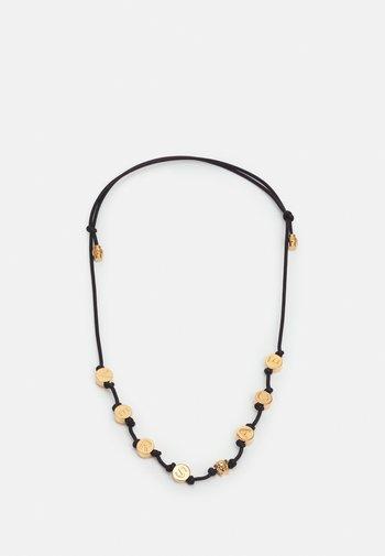 UNISEX - Necklace - black