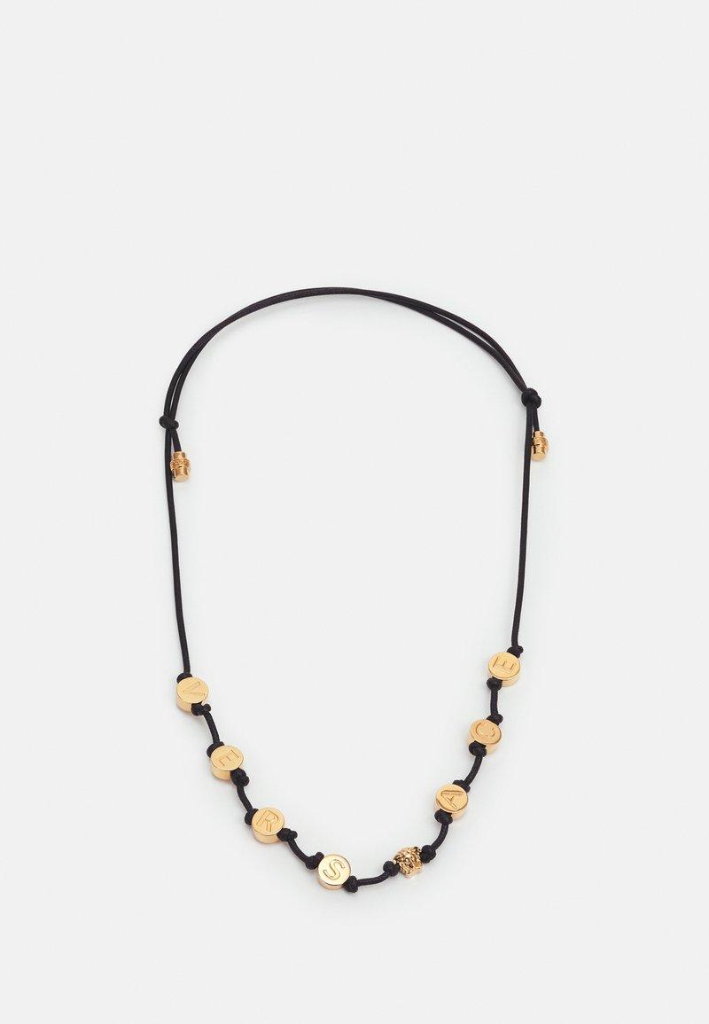 Versace - UNISEX - Necklace - black