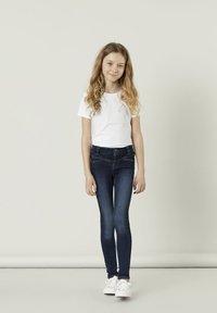 Name it - SKINNY FIT - Jeans Skinny Fit - dark blue denim - 0