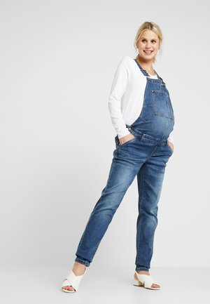 MLCELIA BOYFRIEND OVERALL - Peto - medium blue denim