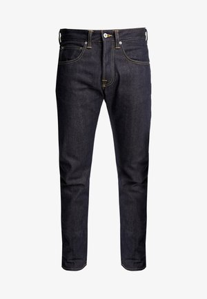 REGULAR TAPERED - Jeans a sigaretta - unwashed rainbow selvage denim