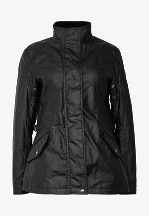 ADELINE JACKET - Lehká bunda - black