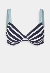 TAMPA BEACH BRA - Bikini top - navy