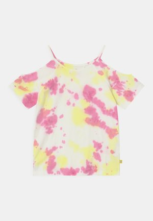 TEEN GIRLS - T-shirt print - fuchsia rose