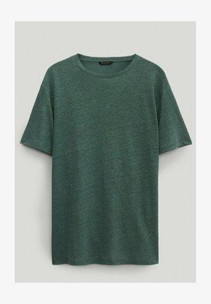 T-shirt - bas - khaki