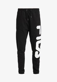 Fila Tall - PURE BASIC PANTS - Tracksuit bottoms - black - 3