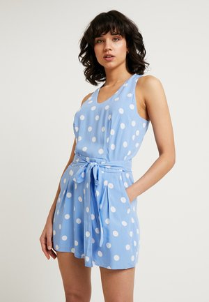 FLUID - Jumpsuit - light blue