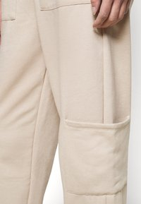 Topshop Tall - UTILITY JOGGER - Tracksuit bottoms - stone - 3