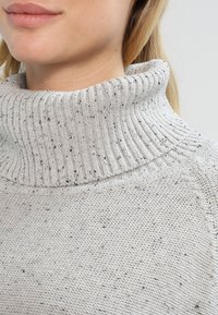 Seraphine - ALMA - Sweter - grey/black - 3