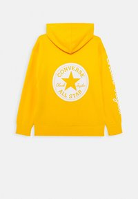 Converse - RELAXED CHUCK TAYLOR HOODIE - Hoodie - university gold - 1