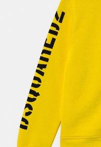 Dsquared2 - UNISEX - Zip-up sweatshirt - yellow - 2