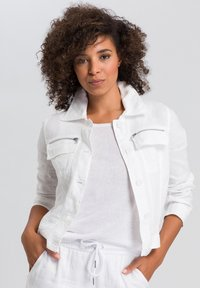 Marc Aurel - Summer jacket - white - 0