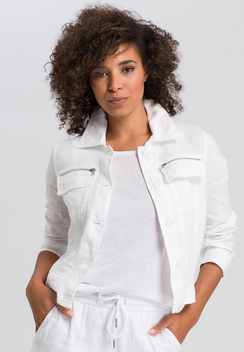Marc Aurel - Summer jacket - white