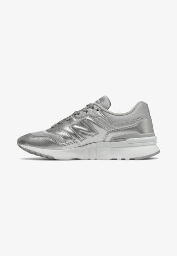Tenisky - silver/white