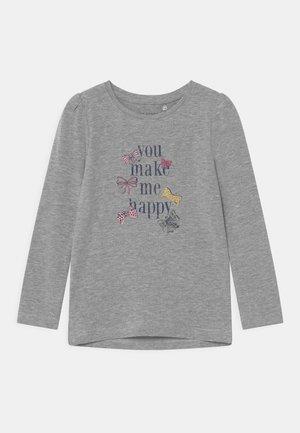KIDS GIRLS  - Long sleeved top - mittelgrau