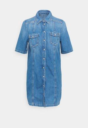 HOLLY - Sukienka jeansowa - denim