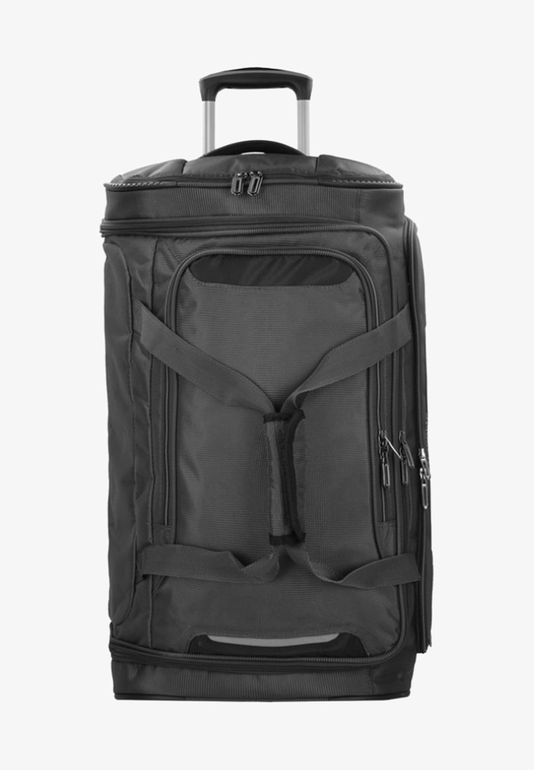 Travelite - CROSSLITE - Wheeled suitcase - black