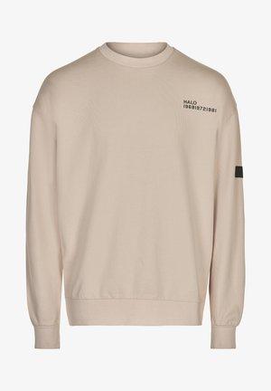 HALO - Sweatshirts - pumice stone