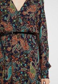 Liu Jo Jeans - ABITO CORTO ADDITIONAL - Vestido informal - night cachemire - 5