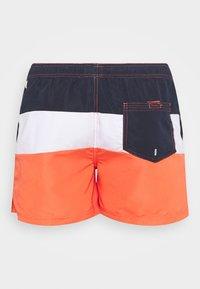 Jack & Jones - JJIBALI JJSWIM COLORBLOCK - Swimming shorts - hot coral - 2