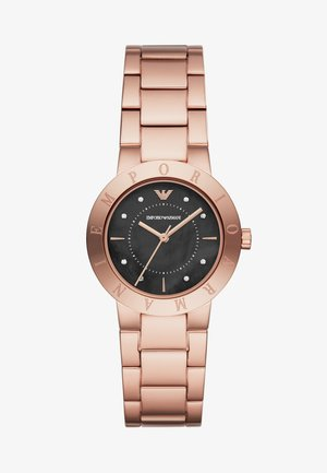 Klocka - rose gold-coloured
