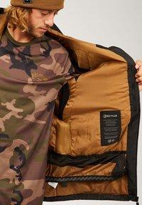 Billabong - Winter jacket - blk reflec camo - 1