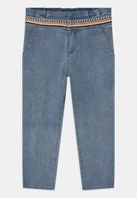 IKKS - SLIM - Relaxed fit jeans - light blue - 0