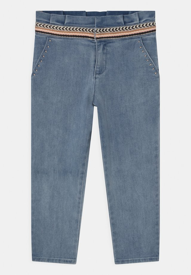 SLIM - Relaxed fit jeans - light blue
