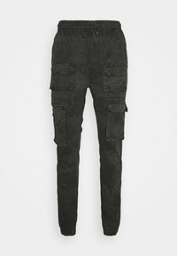 Good For Nothing - ACID WASH PANTS ONLY SIZE - Cargobyxor - green - 5