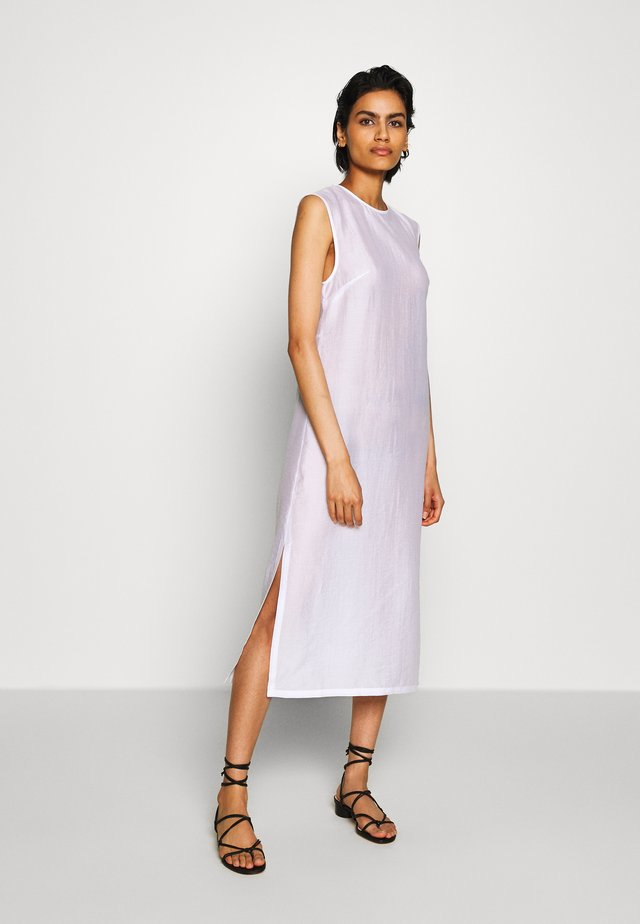 ABBY DRESS - Denní šaty - coconut