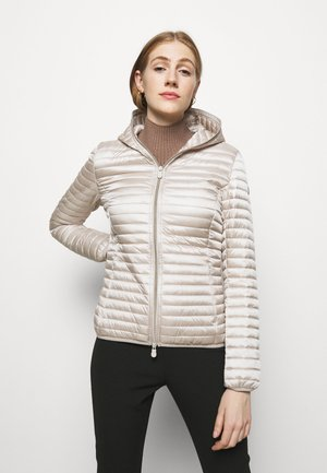 IRIS - Light jacket - sand beige