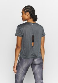 Under Armour - TECH VENT - T-shirt basique - black - 2