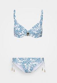 Maryan Mehlhorn - MARYAN PORCELAIN SET - Bikinit - white tile - 0