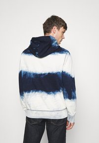 Polo Ralph Lauren - INDIGO COTTON-BLEND HOODIE - Sweatshirt - dark indigo cloud wash - 2