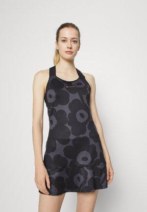 Y-DRESS - Sports dress - grey
