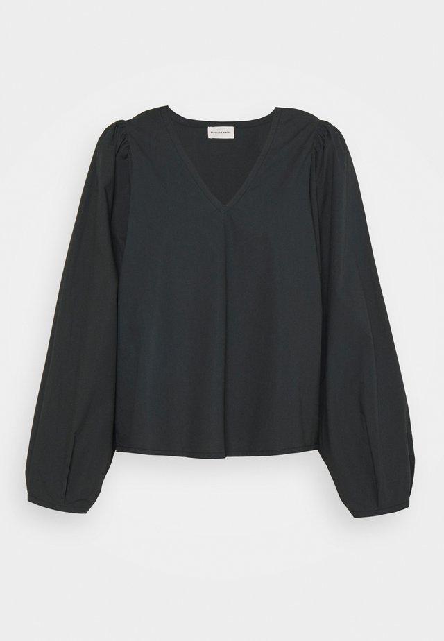 DIOSMARA - Long sleeved top - black
