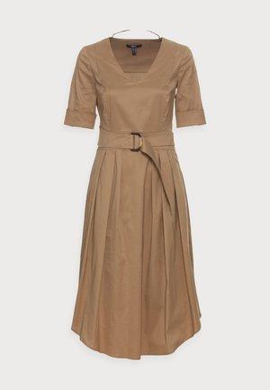 DRESS - Kjole - bark