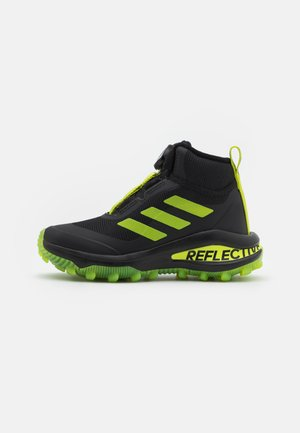 FORTARUN BOA ATR UNISEX - Chaussures de running - core black/semi solar slime