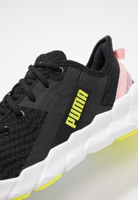Puma - WEAVE XT SHIFT - Sports shoes - black/white - 5
