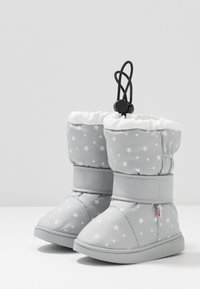 Rose et Chocolat - STARS - Botas para la nieve - grey - 3