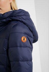 Save the duck - GIGA - Winter coat - blue black - 4