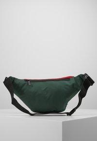Karl Kani - SIGNATURE BLOCK WAIST BAG - Heuptas - red/green/yellow - 3