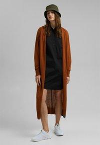 edc by Esprit - Shirt dress - black - 1